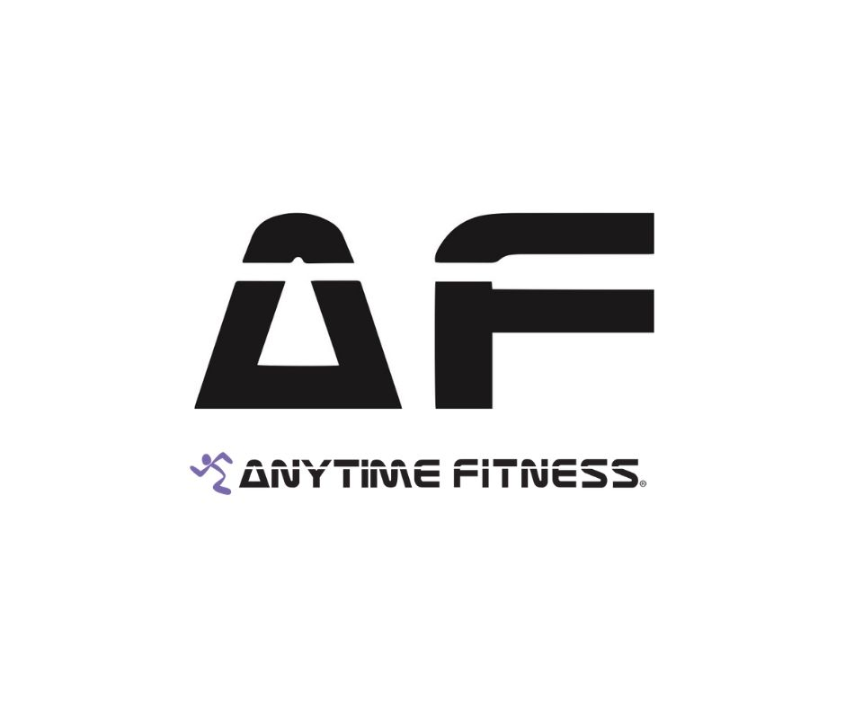 AF LOGO with anytime fitness